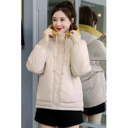 实拍棉衣ins港风棉服面包服新款羽绒服女韩版东大门宽松学生外套